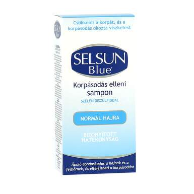 Selsun blue šampon 125 ml