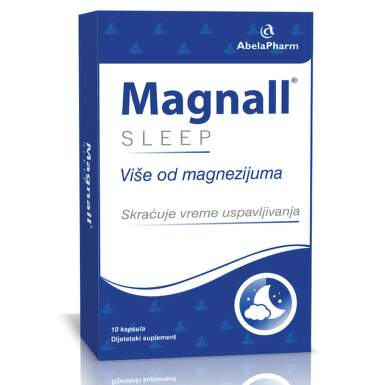 Magnall Sleep 10 kapsula