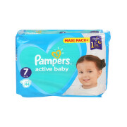 Pampers Active Jumbo 7 extra large 44 komada