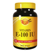 Natural Wealth Vitamin E 100 mekih kapsula